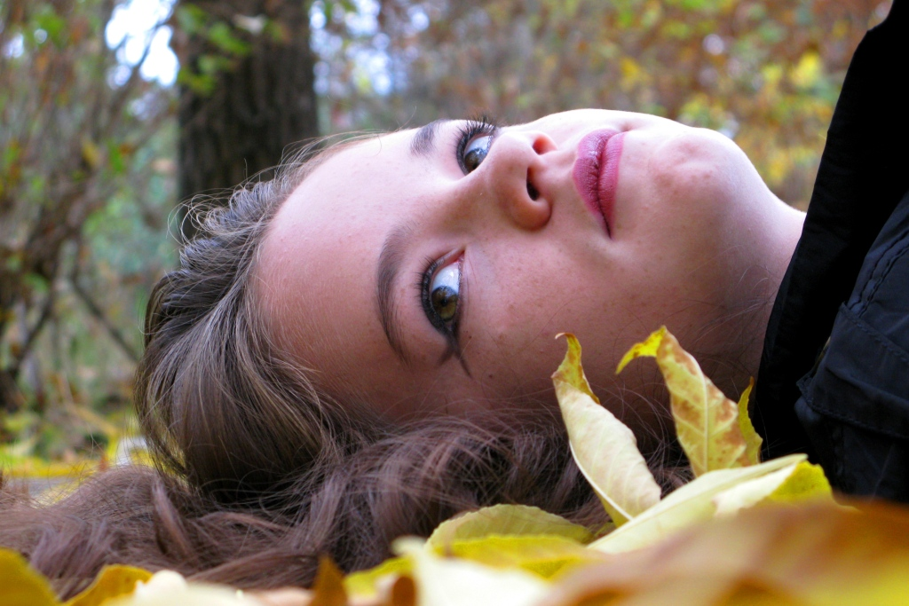 ... настроение осень