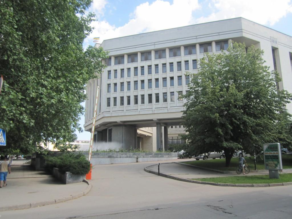 ВР Крыма в зелени