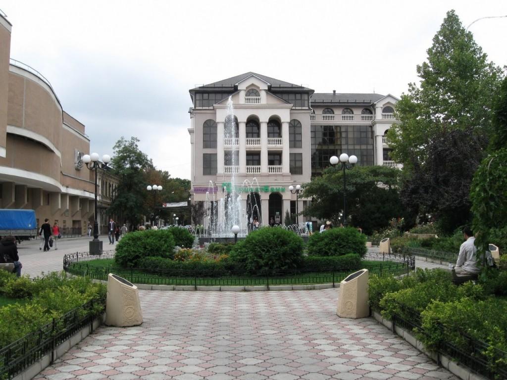 """Симферополь, здание """"Приватбанка&qu"""