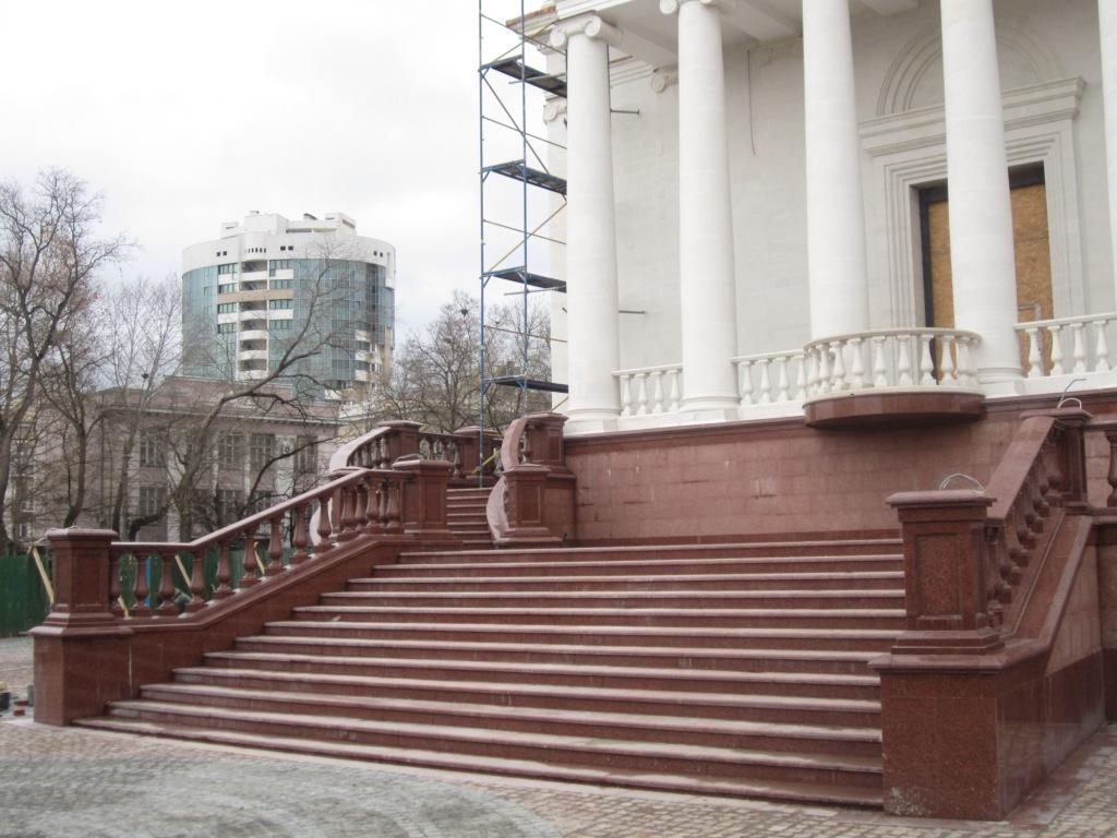 Собор Александра Невского в Симферополе