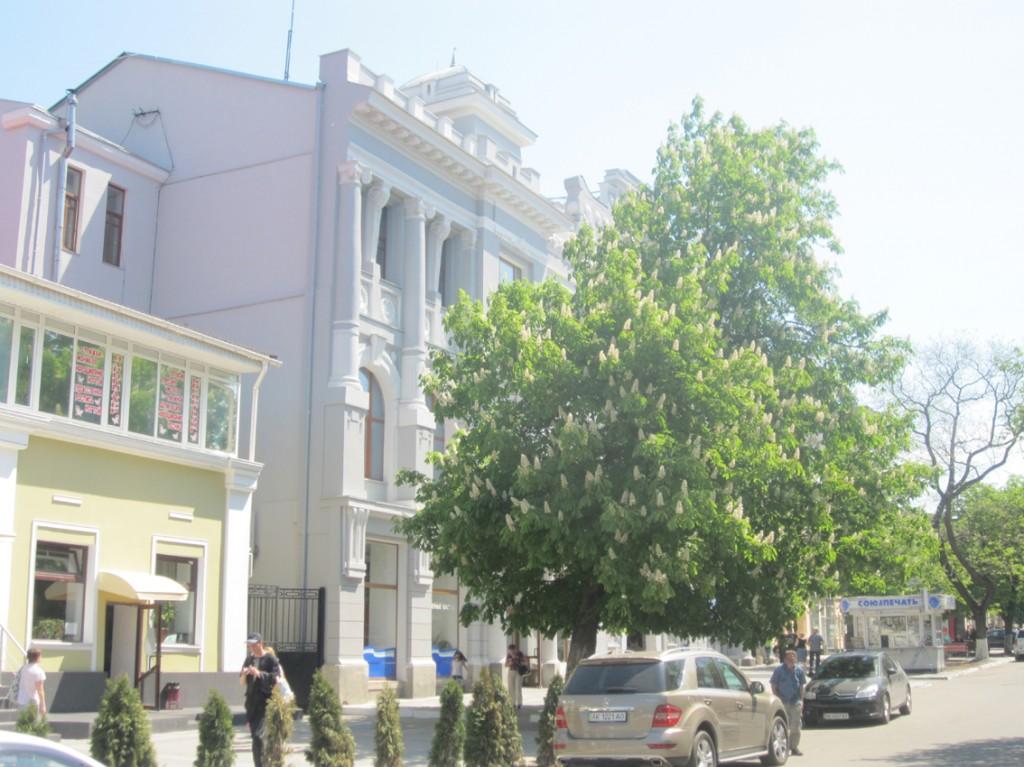 Кинотеатр им. Т.Г. Шевченко в Симферопол