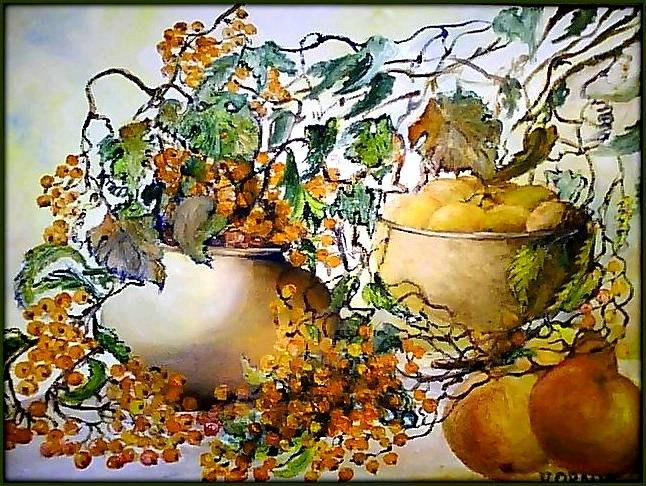 Палитра Осени
