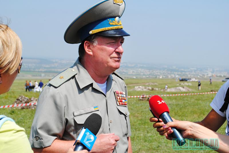 Генерал-майор Александр Волков