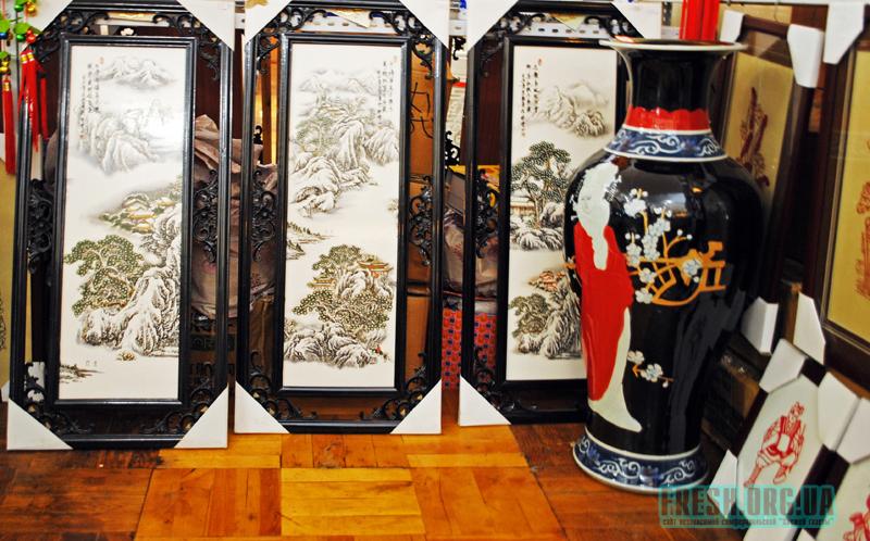 Традиционные сюжеты китайских картин