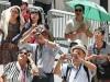 В Крым привезли первых китайских туристов