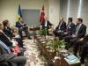 Президент Турции пообещал поддерживать притязания Украины на Крым