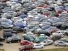 На въезде в Симферополь обещают устроить большие парковки