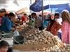 Симферополь атаковали продавцы из Узбекистана