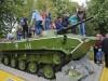 В Симферополе появился памятник десантникам(фото)