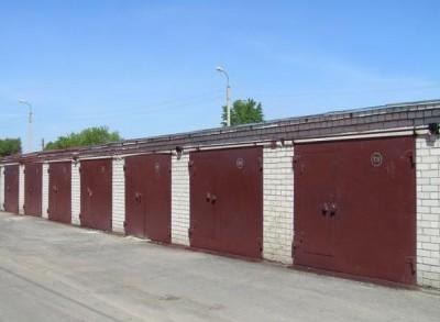 В Симферополе начинается охота на гаражи