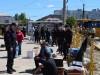 Для разгона стихийщиков на снесенном рынке Симферополя подключили полицию(фото)