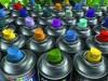 В Крыму могут ввести запрет на продажу красок в баллончиках