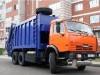 В Симферополе начнут подсматривать за водителями мусоровозов