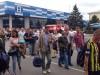 Из аэропорта Симферополя эвакуировали пассажиров(фото)