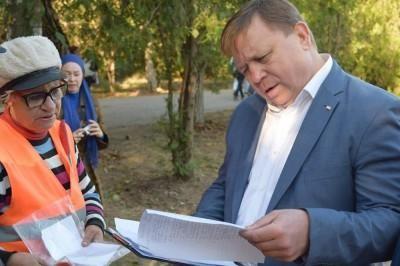 Мэр Симферополя рассказал, как воспитывает наглых водителей