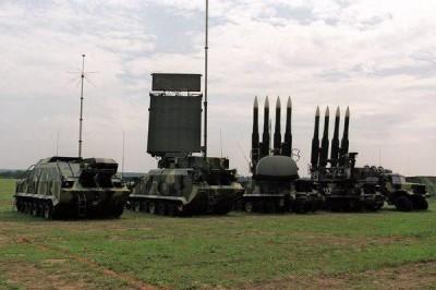 Украина начала ракетные стрельбы в Херсонской области