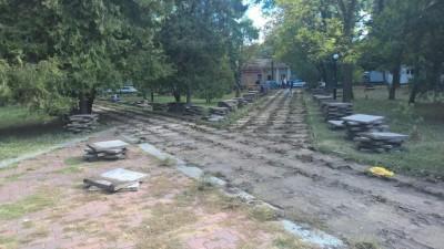 Мэр Симферополя рассказал о ремонте трех скверов