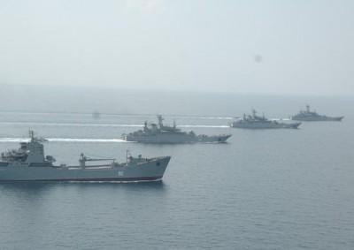 Черноморский флот выполнил стрельбы по полигонам в Крыму