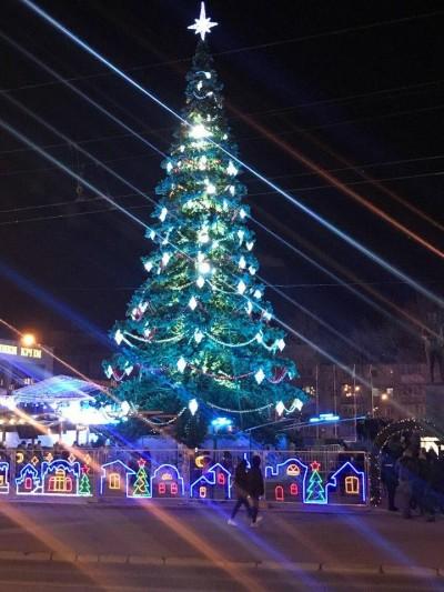 Новогодний концерт в Симферополе продлится до 3 ночи