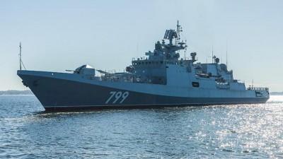 Черноморский флот в Крыму получит 10 кораблей в этом году