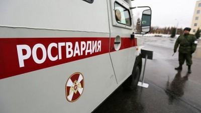Энергомост в Крым перешел под охрану Росгвардии