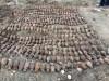 Саперы показали гранатное поле под Севастополем(фото)