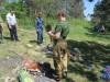 В феодосийских лесах проводятся противопожарные рейды (видео)(фоторепортаж)