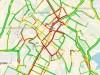 Центр Симферополя с утра в огромных пробках из-за подготовки к параду(карта)