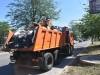 В Симферополе приводят в порядок въезд со стороны моста
