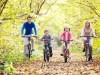 У туристов в Ялте забрали велосипеды за поездку в заповеднике