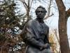 Памятник Пушкину в Симферополе перестал быть золотым
