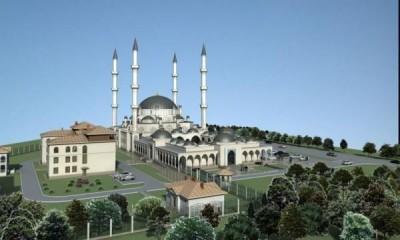 Соборную мечеть в Крыму откроют осенью
