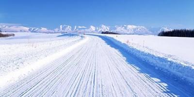 Неуборка крымской трассы ото льда закончилась увольнениями