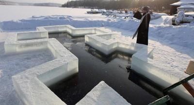 В Крыму будет 30 мест для купания на Крещение