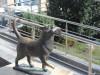Памятник коту с набережной Балаклавы приютили в полиции(фото)
