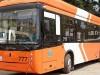 По Симферополю пустят новый троллейбус(фото)