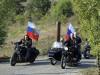 Путина могут оштрафовать за еду без шлема по Крыму