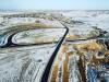 Новую крымскую трассу полностью достроят к сентябрю
