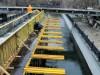 Разобранный мост в центре Симферополя откроют к 20 апреля