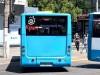 В Симферополе обнаружили, что автобусы ходят забитыми