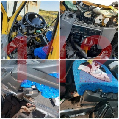 В жуткой аварии на трассе «Таврида» погибли 8 человек