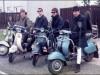 В Ялте полиция повязала группу подростков с мопедами