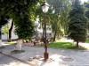 Город на Украине укарасили эксклюзивными фонарями