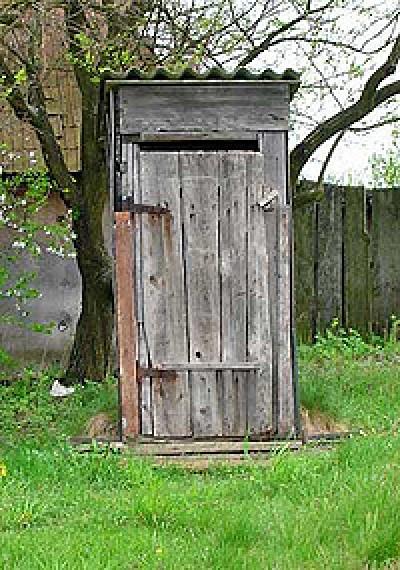 Деревенский туалет видео почему