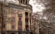 Набережная Симферополя - тихая красота в центре города