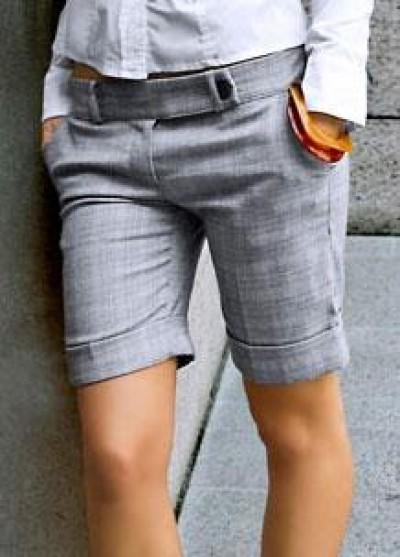 Сшить из штанов шорты