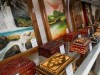 В Запорожье открыли уникальный магазин: подушки и зеркала из-за решетки