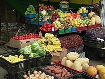 На ярмарку в Симферополе привезут 650 тонн продуктов