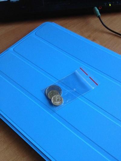 В Симферополе сдачу в маршрутках теперь дают в упаковке (фото)