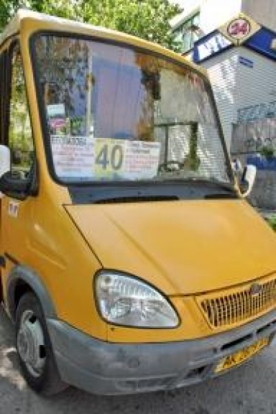 В Симферополе на маршруте 40 поменяли перевозчика и изменили схему движения.